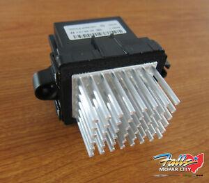 2008-2020 Chrysler Dodge Heater/AC Temperature Control Module New MOPAR OEM