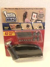 NEW Insta Hang Picture Hanging Tool 47 piece Set As Seen On TV