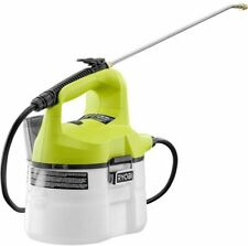 Cordless Chemical Sprayer 18-Volt Lithium-Ion Tool Only 1 Gallon Tank No Pumping