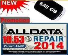 ALLDATA 10.53 + Mitchel Ondemand 5  Universal Software HDD