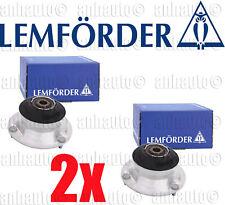Set of 2 Lemforder Front Strut Mount's  for BMW