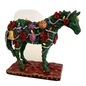 Trail of The Painted Ponies-Deck The Halls, New In Box, 1st Ed Retired