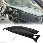 For 2002 2003 2004 2005 Dodge Ram 1500 2500 Dash Cover Cap Overlay Black