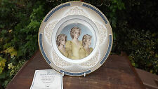 1989 Royal Doulton Princess of Wales Stunning Plate Limited Edition