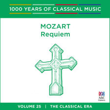 Wolfgang Amadeus Mozart : Mozart: Requiem: The Classical Era - Volume 25 CD