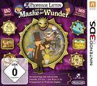 Nintendo 3DS Professor Layton und die Maske der Wunder Top Zustand