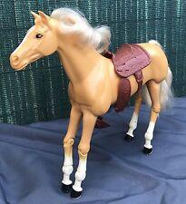 Cheval Horse Dallas Barbie Western Superstar 1980 Vintage