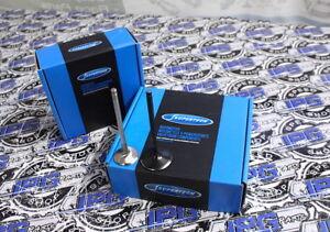 Supertech +1mm Ov Size Valves Inconel Exhaust Fits Nissan 350Z Infiniti G35 VQ35