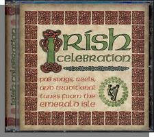 Irish Celebration: Pub Songs, Reels, and Traditional Tunes - New 2003 CD!