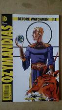 BEFORE WATCHMEN OZYMANDIAS #5 FIRST PRINT VARIANT DC (2013)