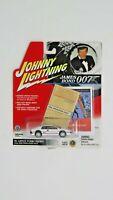 Johnny Lightning James Bond 007 Die-cast 81 Lotus Turbo Esprit 1:64 Scale