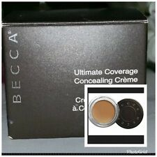 Becca Ultimate Coverage Concealing Creme Coffee 0.16 oz  NIB