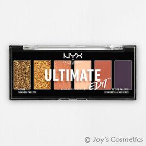 "1 NYX Ultimate Edit Petite Shadow Palette "" USPP06 - ULTIMATE Utopia "" Joy's"