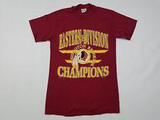 Washington Redskins T Shirt Men's Medium Vintage 90s Stedman Logo 7 Nfl Football