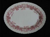 "Vintage Wedgwood of Etruria ""Bramble"" Pattern Serving Platter Fabulous Condition"