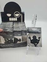 GenDu The Gentleman's Duel Card Game 4 Booster Packs Lot TCG Sealed random sets