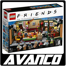 LEGO Ideas Central Perk 21319 Friends Rachel Ross Chandler Monica Joey Cafe NEW