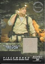 2008 Journey To The Center Of The Earth 3-D Brendan Fraser as Trevor Shirt Relic