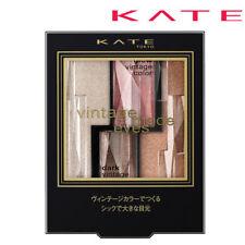 [KANEBO KATE] Vintage Mode Eyes RD-1 4 Shades Eyeshadow Palette 3.3g JAPAN NEW