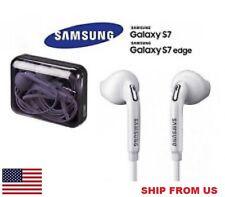 SAMSUNG EO-EG920BW (BLACK BOX) HEADPHONE EARPHONE FOR GALAXY S7 VII EDGE