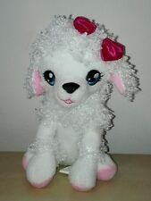 Peluche cane barboncino 18 cm pupazzo originale dolfin dog plush soft toys