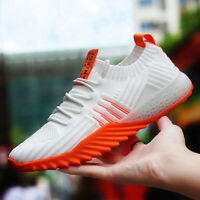 Men's Sneakers Fashion Sports Casual Comfortable Athletic Running Shoes Big Size