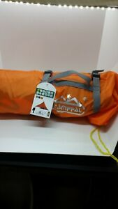 camppal 1 Person Tent Backpacking Camping Hiking Mountain Hunting Tent