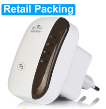 Wireless Wifi Repeater 300Mbps 802.11n/b/g Network Wifi Extender Signal Amplifie
