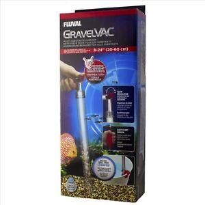 Fluval Gravel Vac Substrate Cleaner Medium/Large Gravelvac