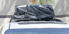 15 Cubic Ft - Roof Waterproof Cargo Soft Bag Universal for Cars Trucks SUV Vans