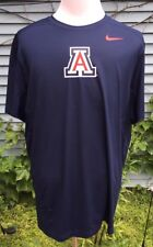 University Arizona Wildcats Nike Dri Fit Hypercool Pro Combat Football Shirt XXL
