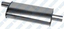 Exhaust Muffler-SoundFX Universal Muffler Left/Right WALKER 17808