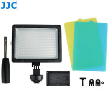 JJC Portable LED Video Light for Nikon Canon Sony Petax Camera,fit EN-EL3e BP511