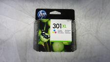 HP 301XL Tri-colour CH564E CH564EE für DeskJet 1000 / 2000 / 3060 Neu + Original