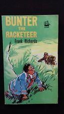 BUNTER THE RACKETEER / FRANK RICHARDS ( Armada 1970 )  V.FN +