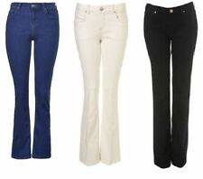Topshop Coloured Mid Rise Jeans for Women