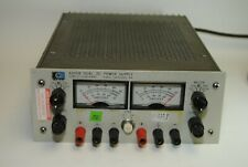 Hewlett Packard Hp 6205b Dual Dc Power Supply Works