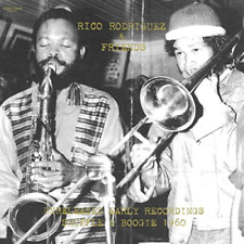 Unreleased Early Recordings: Shuffle and Boogie 1960 by Rico Rodriguez (CD, Jul-2017, Dub Store Records)