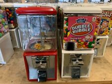 Northwestern Model 60 Gumball Machines With Glass Globes Priced Individually