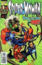 Spider-Woman Vol. 3 (1999-2000) #1
