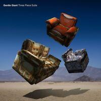Gentle Giant - Three Piece Suite (Steven Wilson Remix) (NEW CD + BLU-RAY)