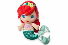 SFK Disney Ariel Plush Rattle for Baby