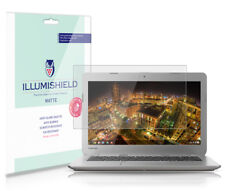 iLLumiShield Anti-Glare Matte Screen Protector 2x for Toshiba Chromebook 13.3""