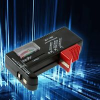 AA/AAA/C/D/9V/1.5V Universal Button Cell Battery Volt Tester Checker BT-168 DU