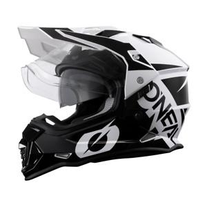 O`Neal  Enduro Sierra 2 II ONEAL Dualsport schwarz weiss glanz Gr. L 59-60 cm