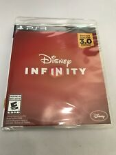 Disney Infinity 3.0 Edition PS3 Sony game Disc NEW FACTORY SEALED