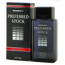Preferred Stock Aftershave For Men 3.4 OZ By Coty New in Box