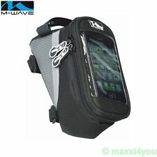 01170601 M-Wave Oberrohrtasche f. Smartphones Handytasche Lenkertasche Tasche