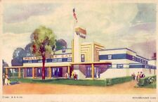 CHICAGO WORLD'S FAIR MULLER-PABST CAFE 1933