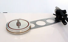 TANGOSPINNER Metal Subplatter TROILO model. For Rega RP6 Turntables